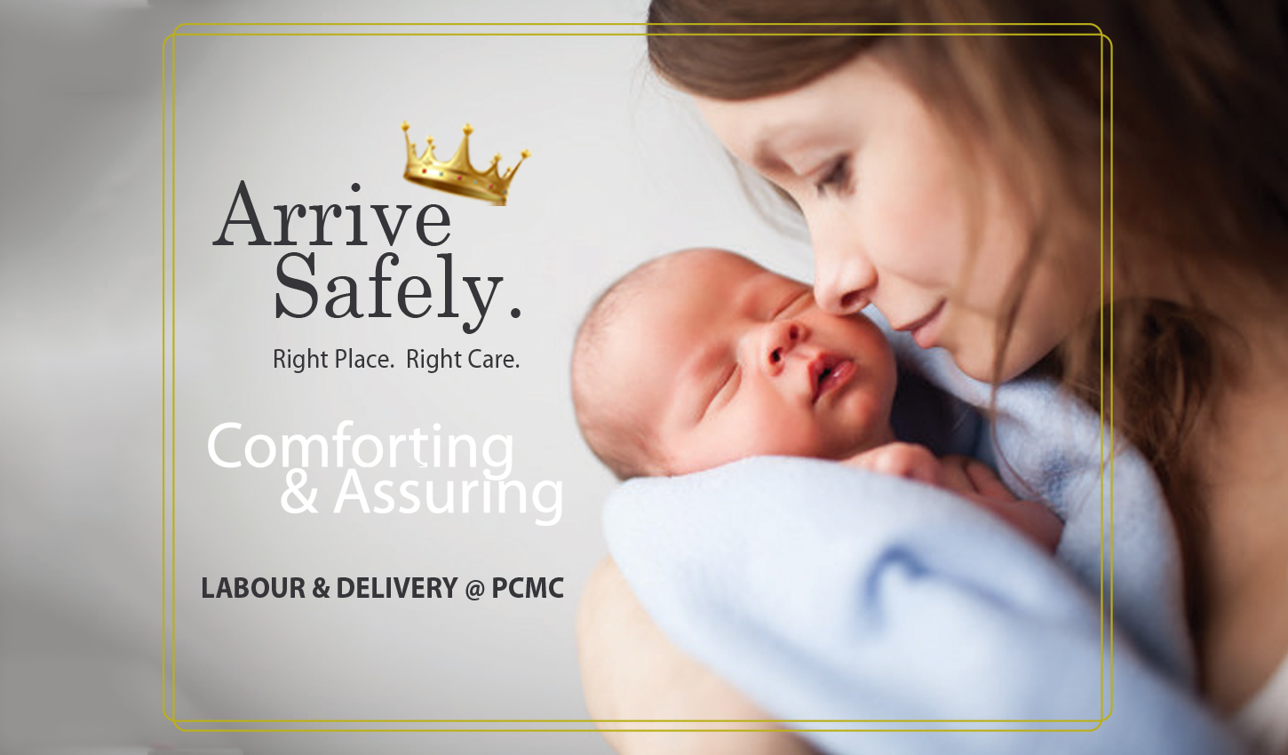 Labour & Delivery @ PCMC